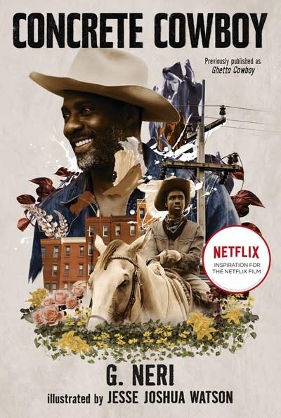 Candlewick Entertainment Concrete Cowboy (Movie Tie-In)