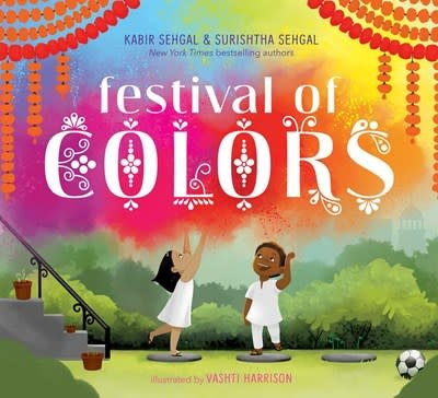 Beach Lane Books Festival of Colors: Holi Hai