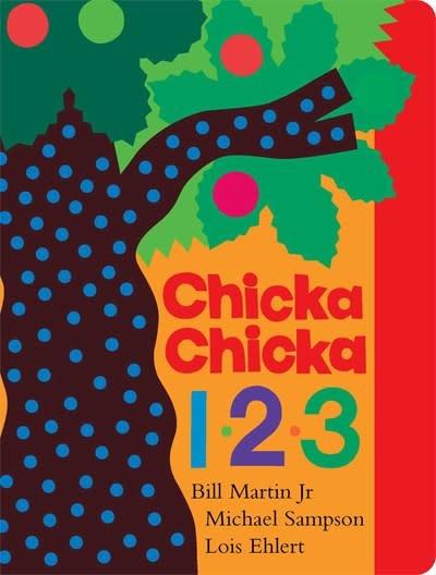 Little Simon Chicka Chicka 1, 2, 3