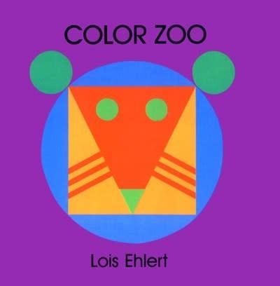 HarperFestival Color Zoo (Board Book)