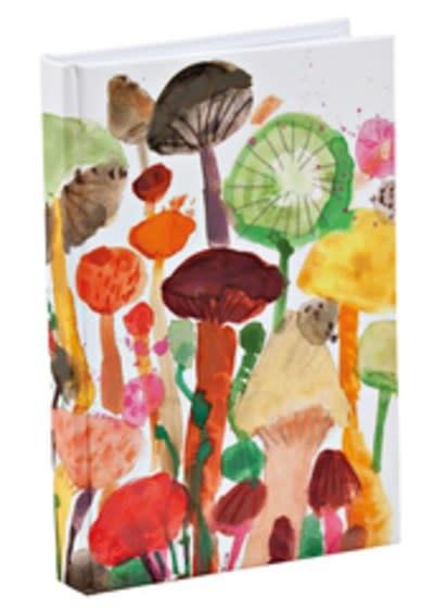 Maria's Mushrooms Mini Sticky Book