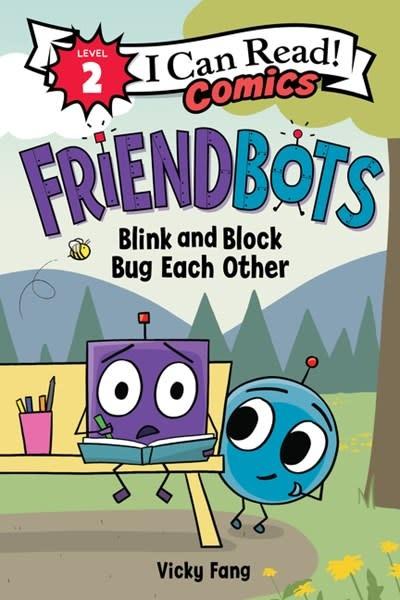 HarperAlley Friendbots: Blink and Block Bug Each Other