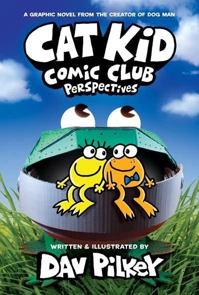 Graphix Cat Kid Comic Club: Perspectives