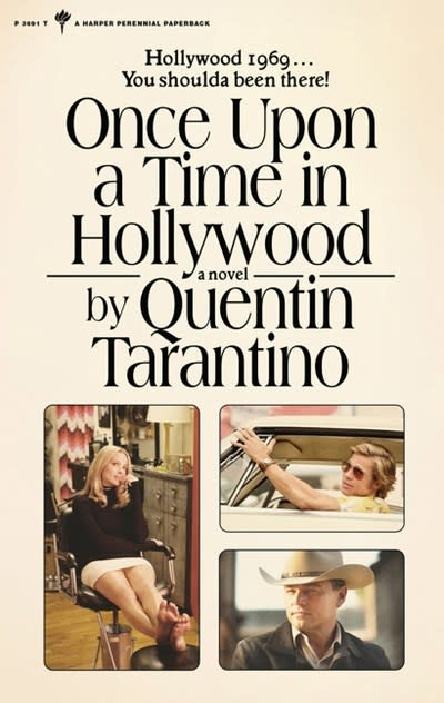 Harper Perennial Once Upon a Time in Hollywood: A novel