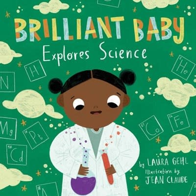 little bee books Brilliant Baby Explores Science