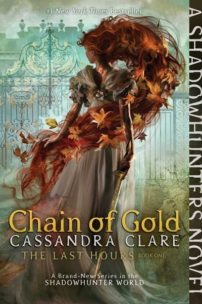 Margaret K. McElderry Books Chain of Gold