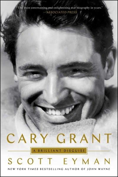 Simon & Schuster Cary Grant