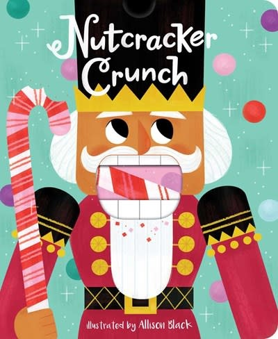 little bee books Nutcracker Crunch