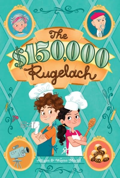 little bee books $150,000 Rugelach