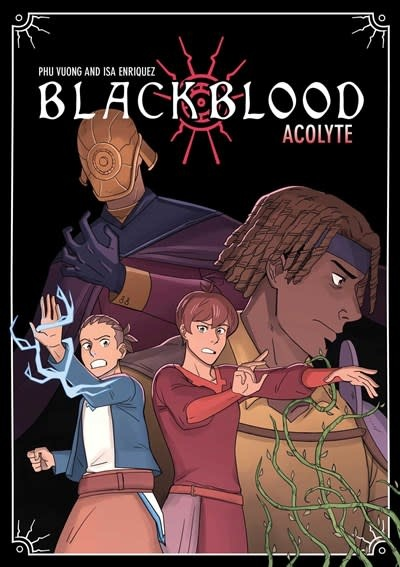 little bee books Blackblood: Acolyte