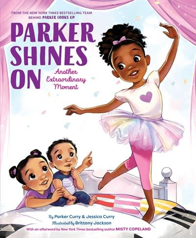 Aladdin Parker Shines On