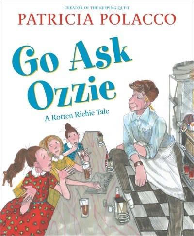 Simon & Schuster/Paula Wiseman Books Go Ask Ozzie