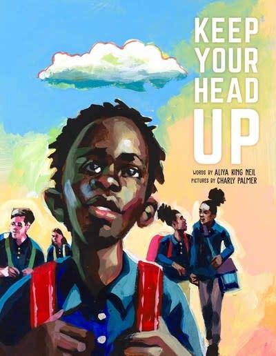 Denene Millner Books/Simon & Schuster Books for Yo Keep Your Head Up