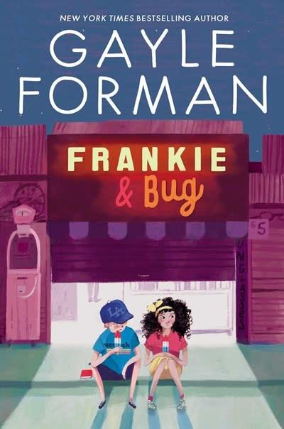Aladdin Frankie & Bug