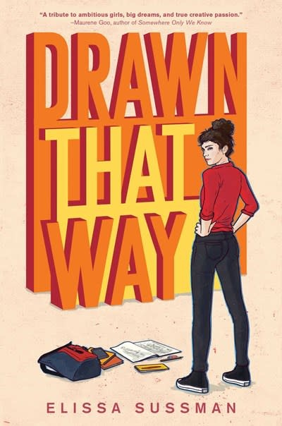 Simon & Schuster Books for Young Readers Drawn That Way
