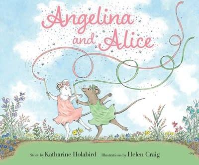 Little Simon Angelina and Alice