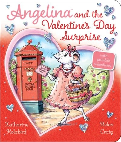 Simon Spotlight Angelina and the Valentine's Day Surprise