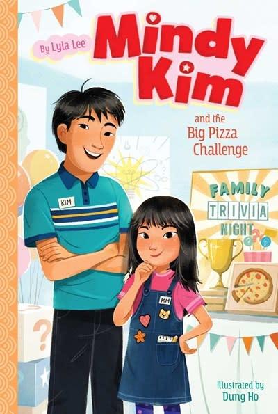 Aladdin Mindy Kim and the Big Pizza Challenge