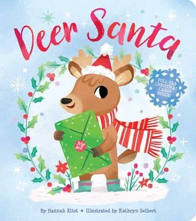 Little Simon Deer Santa