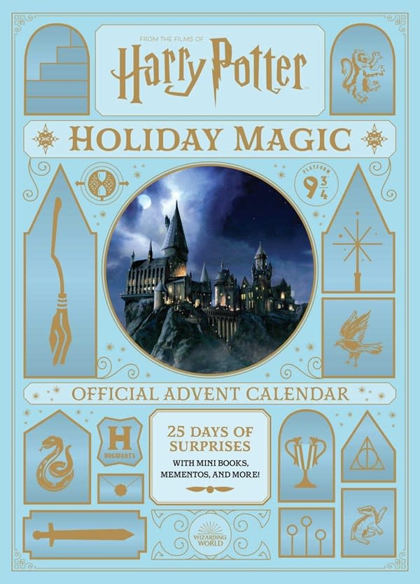 Insight Editions Harry Potter: Holiday Magic: The Official Advent Calendar