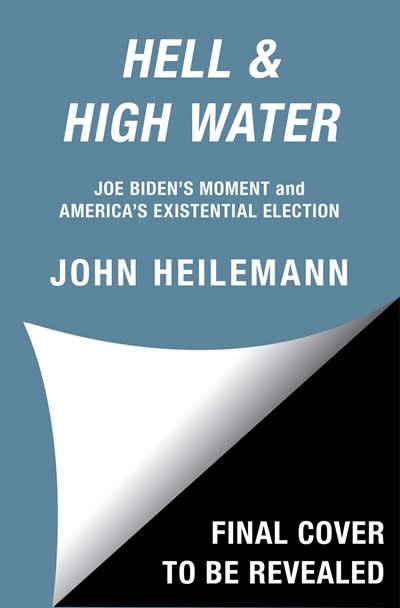 Simon & Schuster Hell & High Water