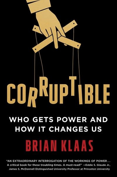 Scribner Corruptible