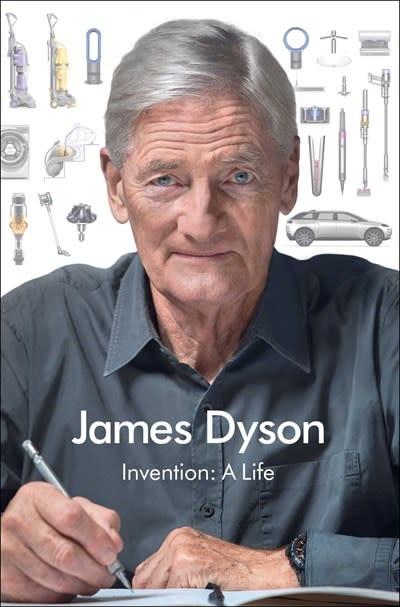 Simon & Schuster Invention: A Life