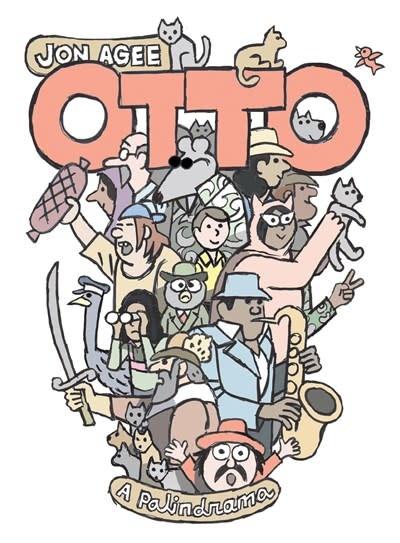Dial Books Otto: A Palindrama
