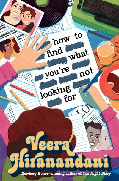Kokila How to Find What You're Not Looking For