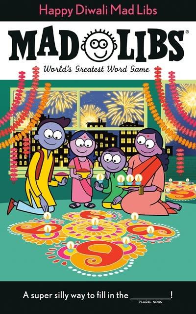 Mad Libs Happy Diwali Mad Libs