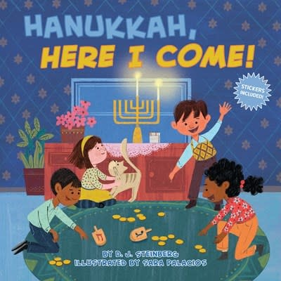 Grosset & Dunlap Hanukkah, Here I Come!