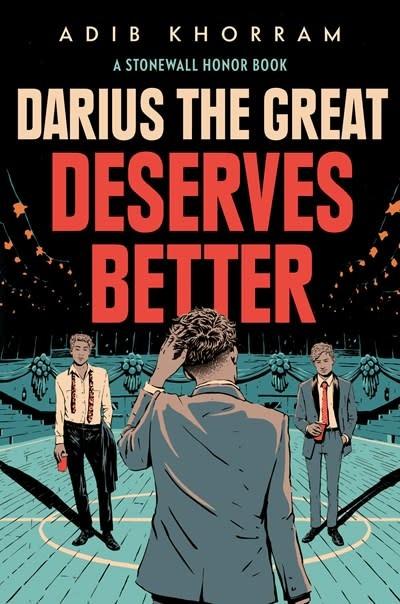 Dial Books Darius the Great Deserves Better