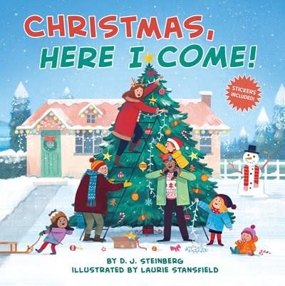 Grosset & Dunlap Christmas, Here I Come!