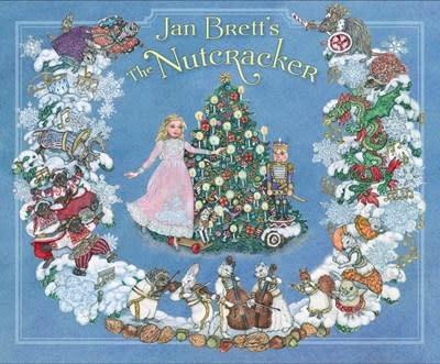 G.P. Putnam's Sons Books for Young Readers Jan Brett's The Nutcracker