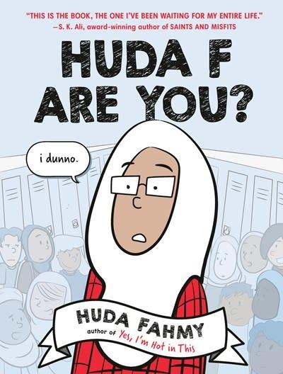 Dial Books Huda F Are You?