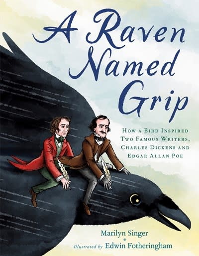 Dial Books A Raven Named Grip