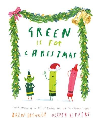 Philomel Books Green Is for Christmas