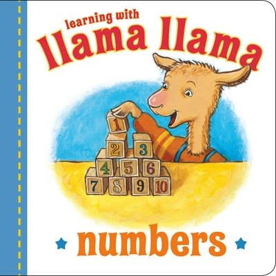 Viking Books for Young Readers Learning with Llama Llama: Numbers