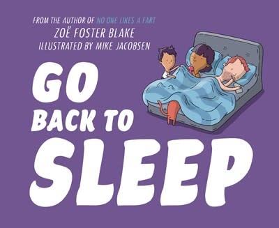 Penguin Workshop Go Back to Sleep