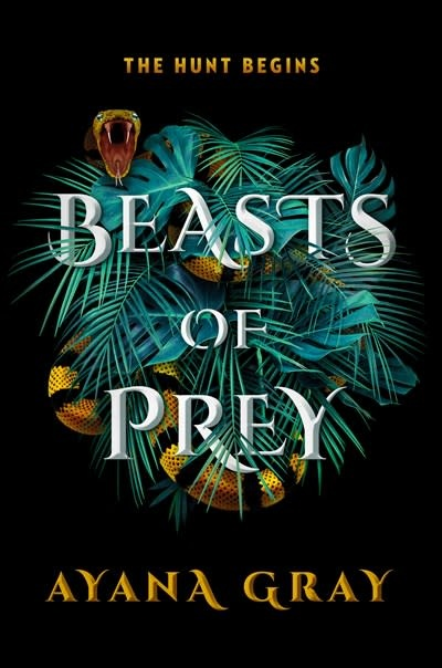 G.P. Putnam's Sons Books for Young Readers Beasts of Prey