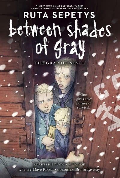 Philomel Books Between Shades of Gray