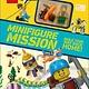DK Children LEGO Minifigure Mission