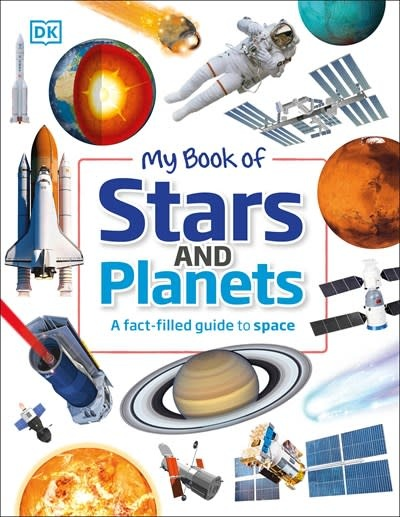DK Children My Book of Stars and Planets