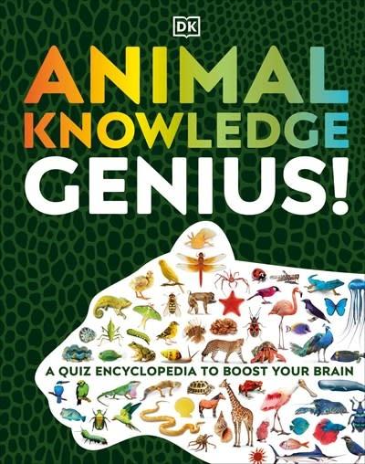 DK Children Animal Knowledge Genius