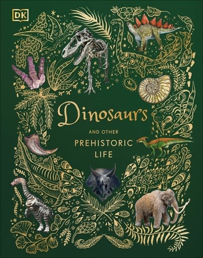 DK Children Dinosaurs and other Prehistoric Life