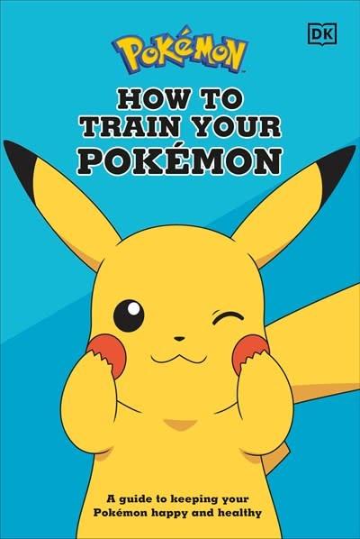 DK Children How To Train Your Pokemon