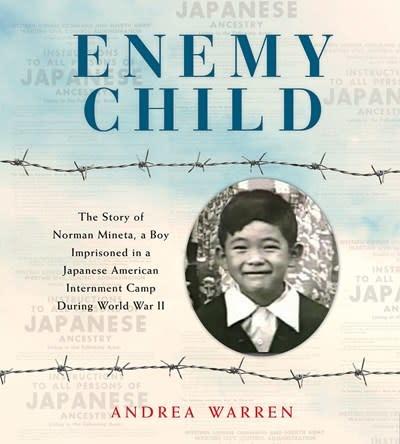 Margaret Ferguson Books Enemy Child