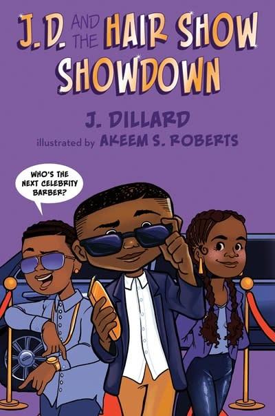 Kokila J.D. and the Hair Show Showdown