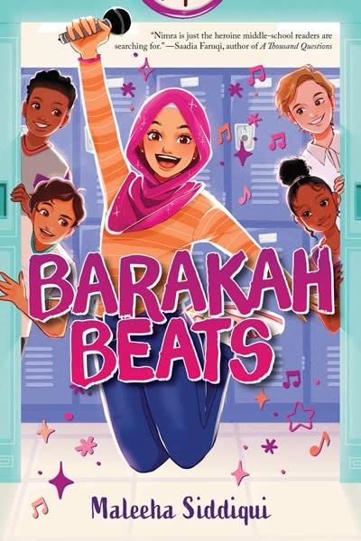 Scholastic Press Barakah Beats