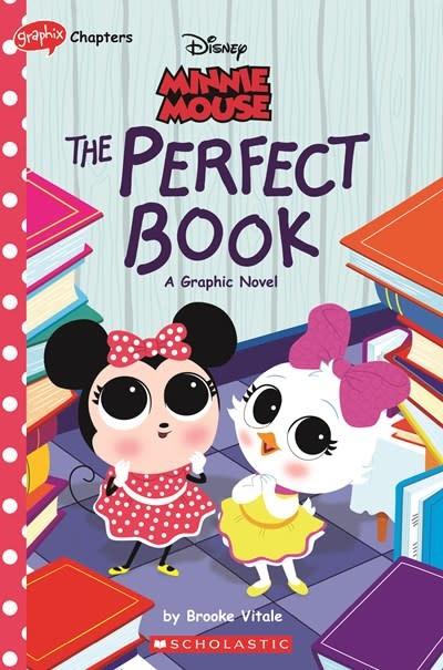 Graphix Minnie Mouse: The Perfect Book (Disney Original Graphic Novel #2)